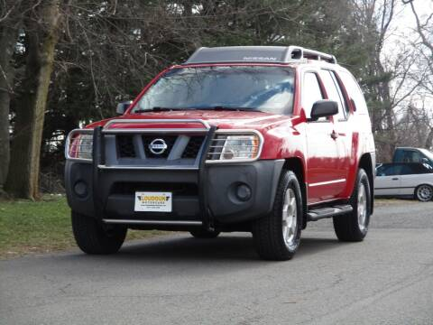 2008 Nissan Xterra for sale at Loudoun Used Cars in Leesburg VA