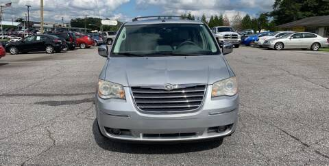 2008 Chrysler Town and Country for sale at Hillside Motors Inc. in Hickory NC