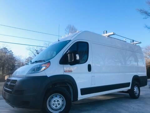 2018 RAM ProMaster Cargo for sale at E-Z Auto Finance in Marietta GA