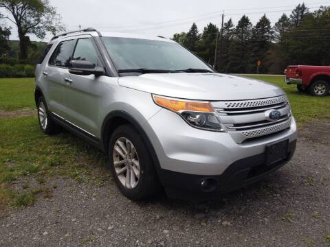 2011 Ford Explorer for sale at RS Motors in Falconer NY