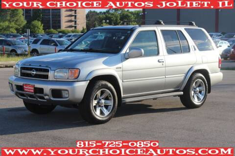 2004 Nissan Pathfinder for sale at Your Choice Autos - Joliet in Joliet IL