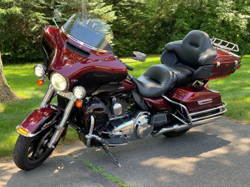 2014 Harley-Davidson Limited