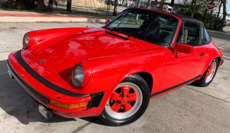 1983 Porsche 911 for sale at PennSpeed in New Smyrna Beach FL