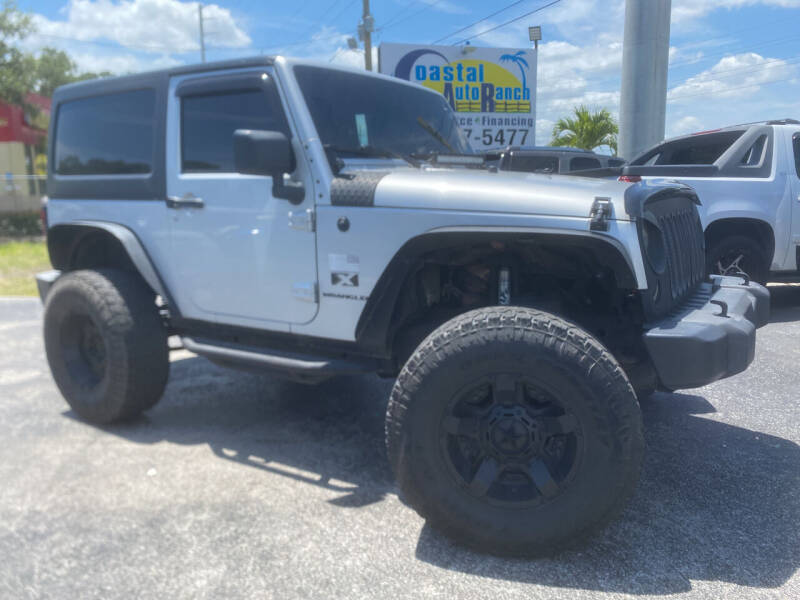 2007 Jeep Wrangler for sale at Coastal Auto Ranch, Inc. in Port Saint Lucie FL