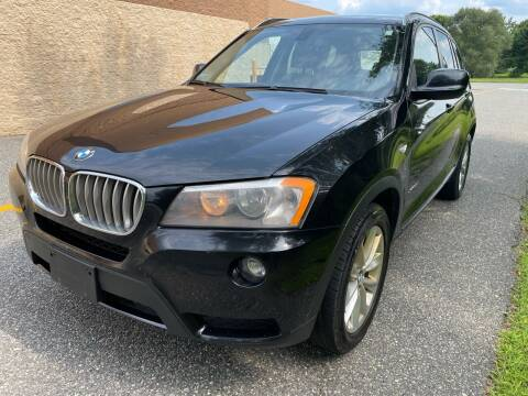 2013 BMW X3 for sale at Premium Auto Outlet Inc in Sewell NJ