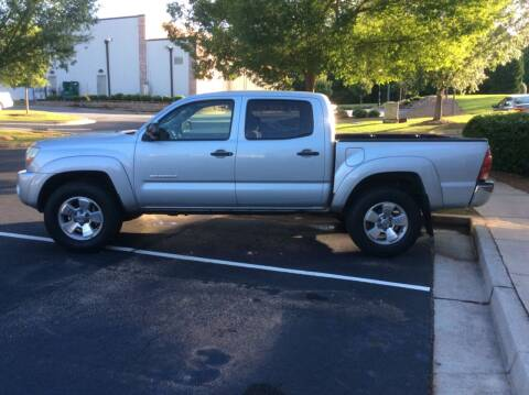 2008 Toyota Tacoma for sale at A LOT OF USED CARS in Suwanee GA