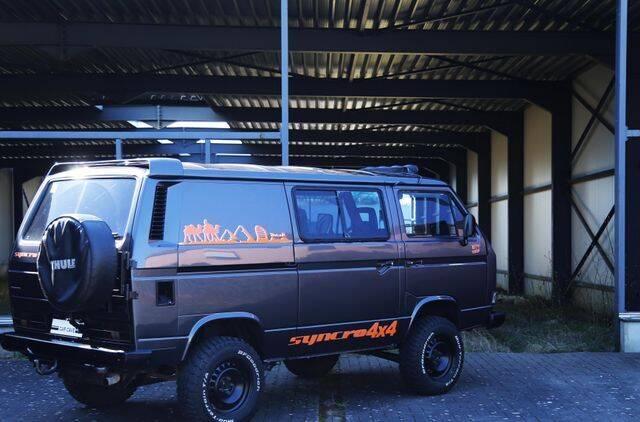 1990 Volkswagen Transporter II