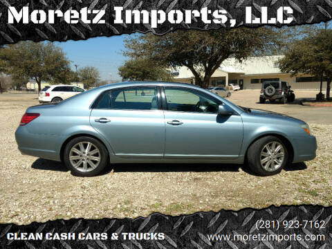 2006 Toyota Avalon for sale at Moretz Imports, LLC in Spring TX