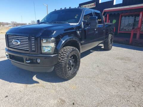 2009 Ford F-250 Super Duty for sale at Bailey Family Auto Sales in Lincoln AR