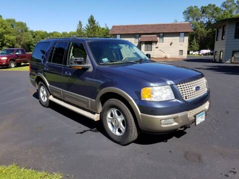 2003 Ford Expedition for sale at Shores Auto in Lakeland Shores MN