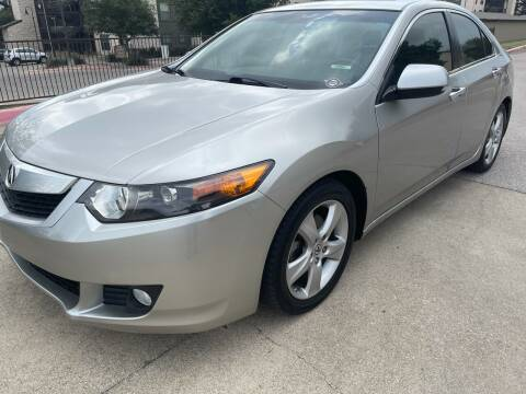 2010 Acura TSX for sale at Zoom ATX in Austin TX