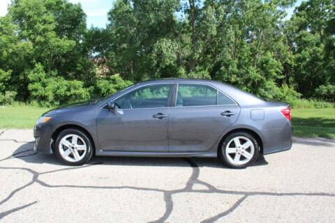 2014 Toyota Camry for sale at S & L Auto Sales in Grand Rapids MI