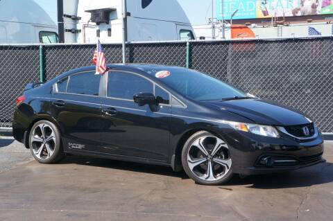 2015 Honda Civic for sale at MATRIX AUTO SALES INC in Miami FL