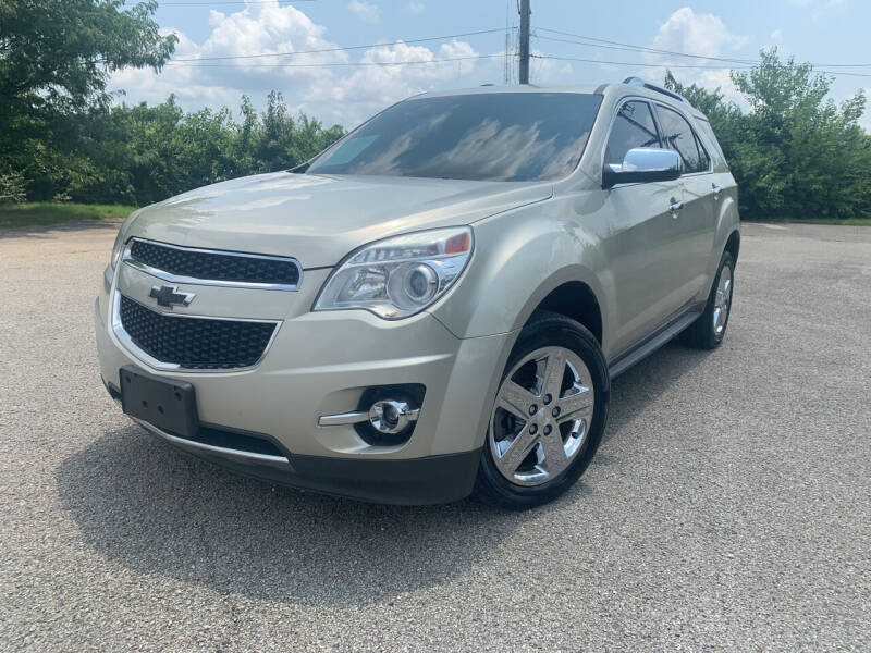 2015 Chevrolet Equinox for sale at Craven Cars in Louisville KY