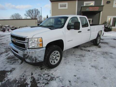 2013 Chevrolet Silverado 3500HD for sale at NorthStar Truck Sales in St Cloud MN