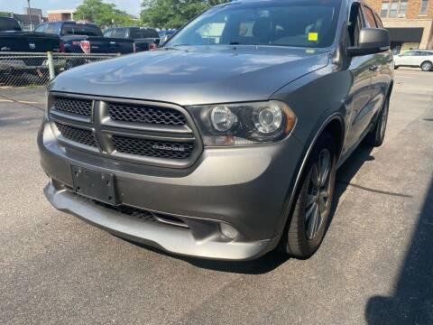 2011 Dodge Durango for sale at H C Motors in Royal Oak MI
