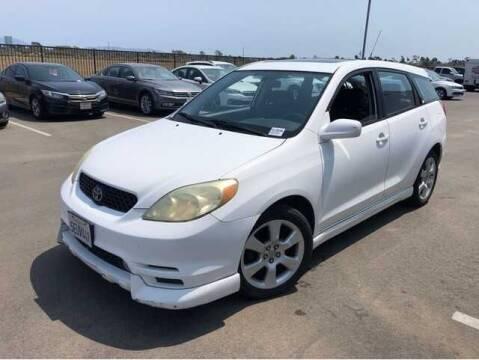 2004 Toyota Matrix for sale at M&N Auto Service & Sales in El Cajon CA