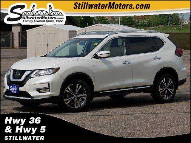 2018 Nissan Rogue for sale in Stillwater, MN
