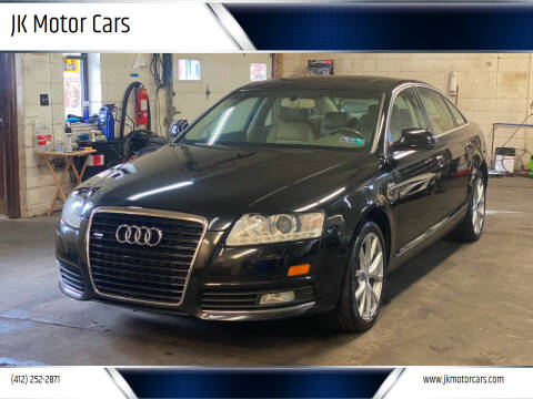 2010 Audi A6 for sale at JK Motor Cars in Pittsburgh PA