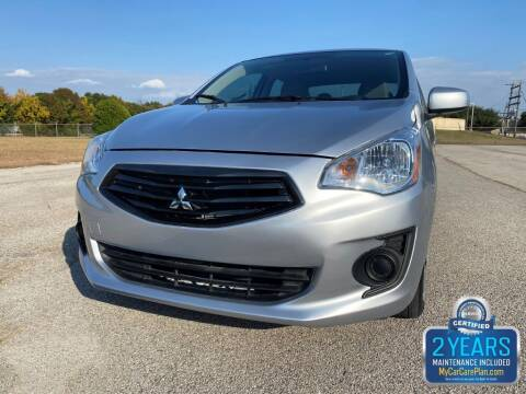 2019 Mitsubishi Mirage G4 for sale at Destin Motors in Plano TX