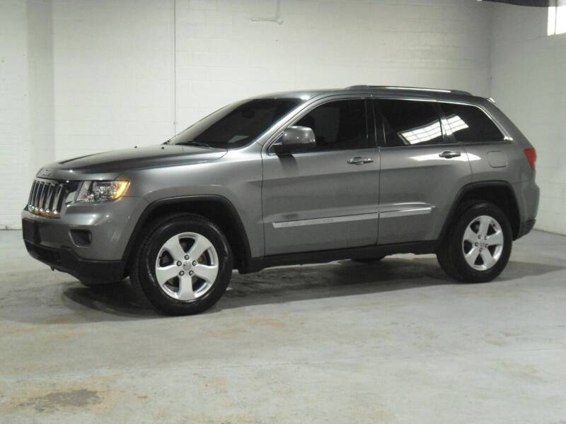 2012 Jeep Grand Cherokee for sale at Ohio Motor Cars in Parma OH