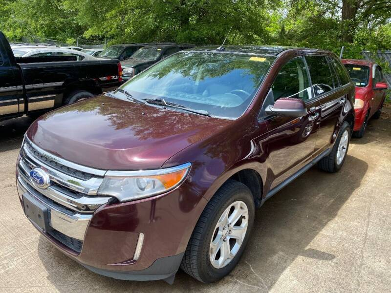 2011 Ford Edge for sale at D&S IMPORTS, LLC in Strasburg VA