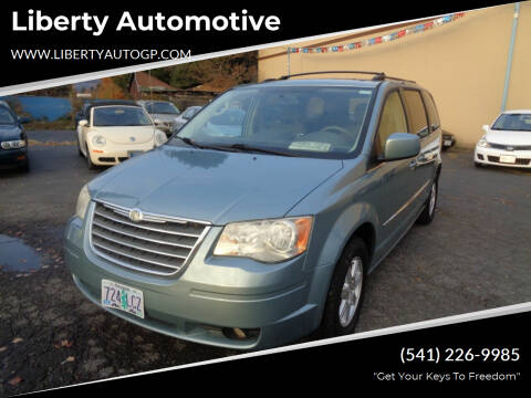 2010 Chrysler Town and Country for sale at Liberty Automotive in Grants Pass OR