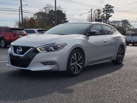 2018 Nissan Maxima for sale at Gentry & Ware Motor Co. in Opelika AL