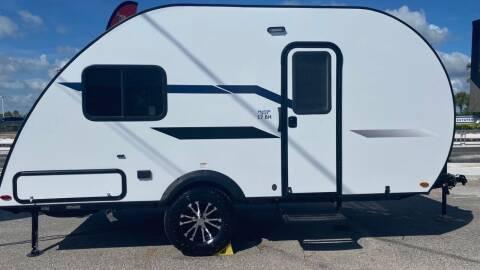 2021 BRAXTON CREEK 17 PLUS for sale at Bates RV in Venice FL