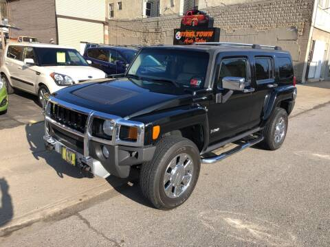 2008 HUMMER H3 for sale at STEEL TOWN PRE OWNED AUTO SALES in Weirton WV
