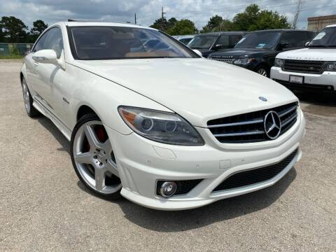 2008 Mercedes-Benz CL-Class for sale at KAYALAR MOTORS in Houston TX