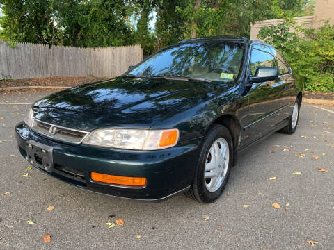 1997 Honda Accord for sale at New Plainfield Auto Sales in Plainfield NJ