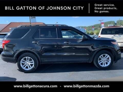 2015 Ford Explorer for sale at Bill Gatton Used Cars - BILL GATTON ACURA MAZDA in Johnson City TN