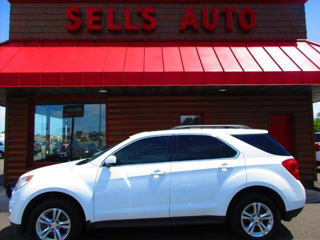 2011 Chevrolet Equinox for sale at Sells Auto INC in Saint Cloud MN