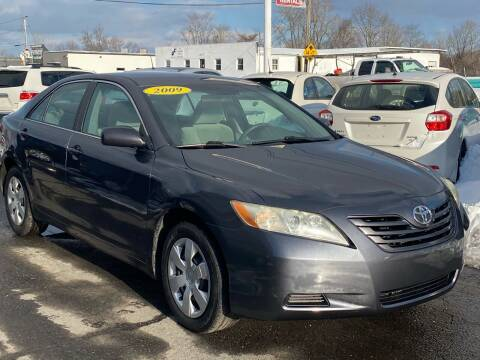 2009 Toyota Camry for sale at MetroWest Auto Sales in Worcester MA