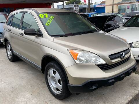 2007 Honda CR-V for sale at North County Auto in Oceanside CA