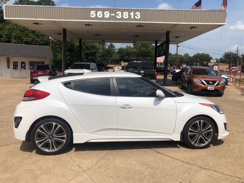 2016 Hyundai Veloster for sale at BOB SMITH AUTO SALES in Mineola TX