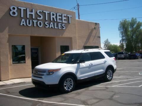 Ford Explorer For Sale In Yuma Az 8th Street Auto Sales