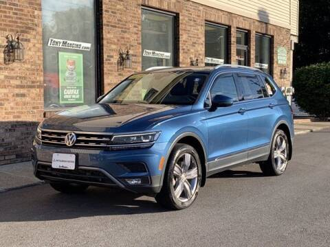 2019 Volkswagen Tiguan for sale at The King of Credit in Clifton Park NY