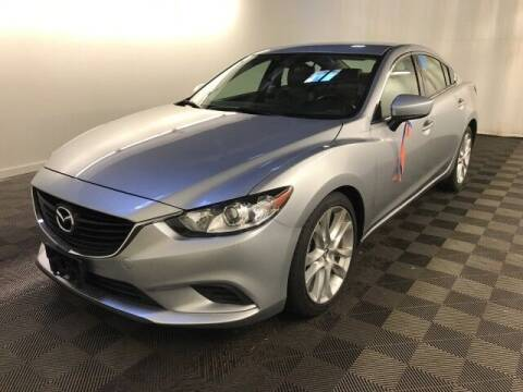 2017 Mazda MAZDA6 for sale at WCG Enterprises in Holliston MA