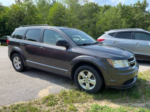 2016 Dodge Journey for sale at Downeast Auto Inc in Waterboro ME