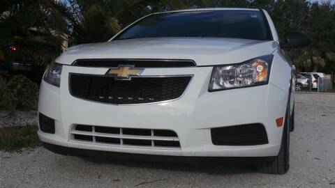 2014 Chevrolet Cruze for sale at Southwest Florida Auto in Fort Myers FL