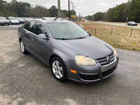 2008 Volkswagen Jetta for sale at CVC AUTO SALES in Durham NC