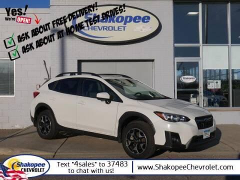 2020 Subaru Crosstrek for sale at SHAKOPEE CHEVROLET in Shakopee MN