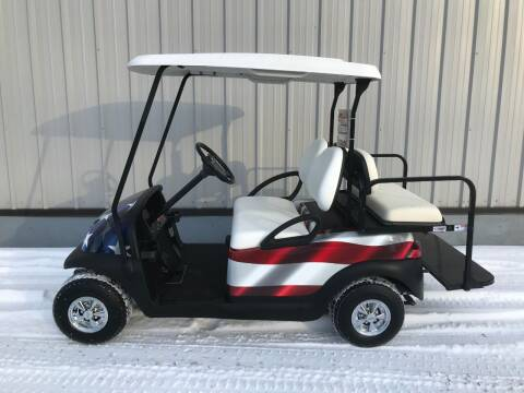 2011 Club Car Precedent for sale at Jim's Golf Cars & Utility Vehicles - Reedsville Lot in Reedsville WI
