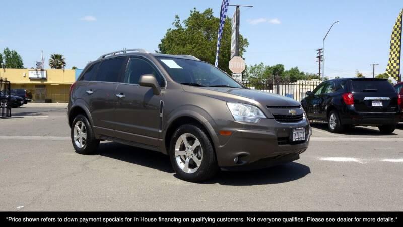 2014 Chevrolet Captiva Sport for sale at Westland Auto Sales in Fresno CA