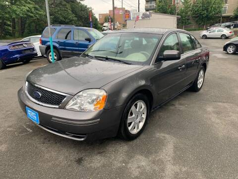 2005 Ford Five Hundred for sale at Sport Motive Auto Sales in Seattle WA