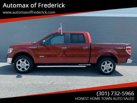 2014 Ford F-150 for sale at Automax of Frederick in Frederick MD