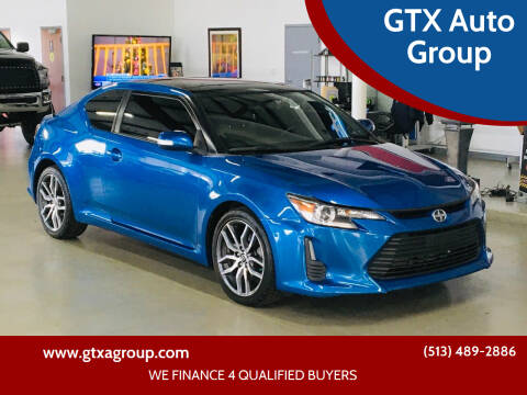 2016 Scion tC for sale at GTX Auto Group in West Chester OH