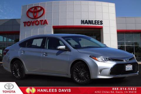 2016 Toyota Avalon for sale at Hanlees Davis Toyota in Davis CA